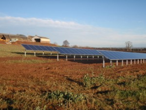 Solar Array Scotland