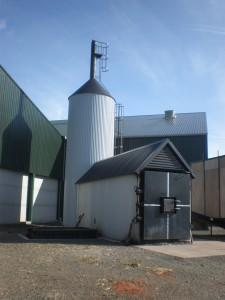 Agricultural Biomass Boiler Installation