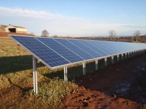 Solar Photovoltaic Arrays