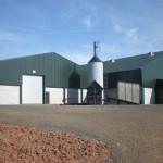 Biomass Boiler Installation